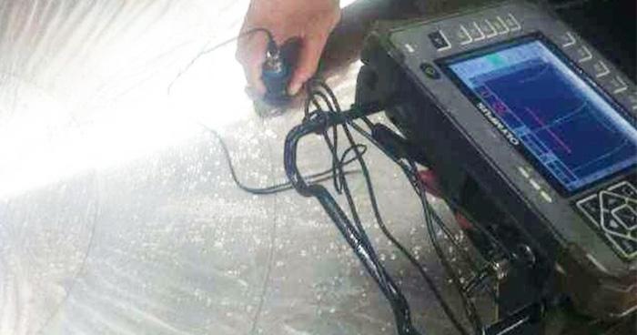超声波检测(UT)