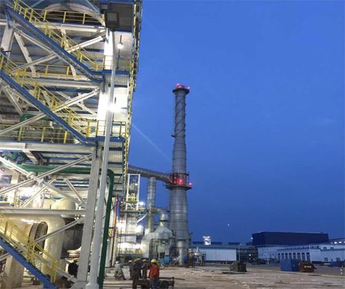 神华宁煤化工项目