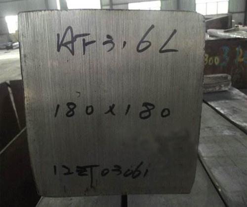 316L不锈钢方钢