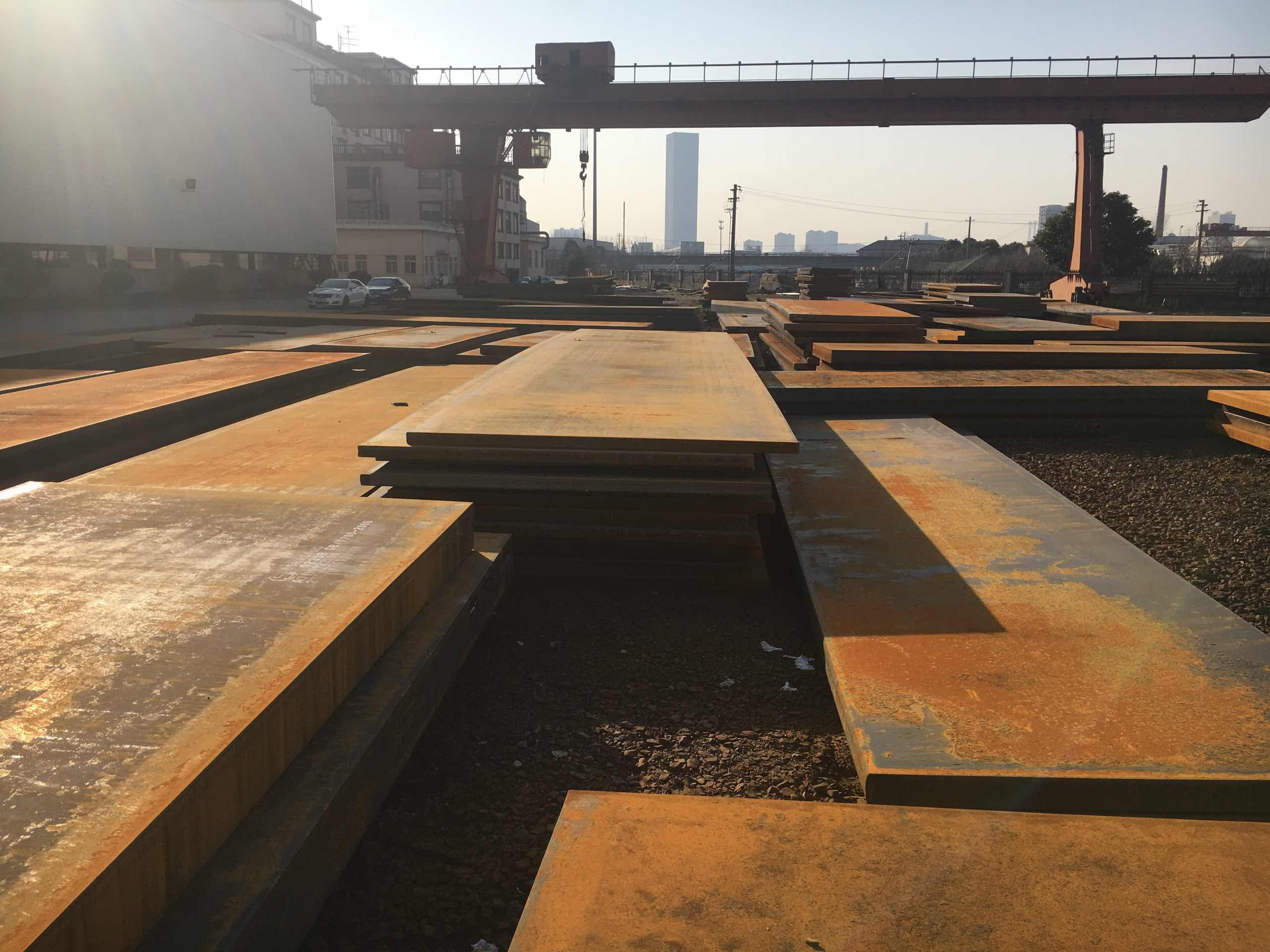 碳钢UT探伤板-A105钢板