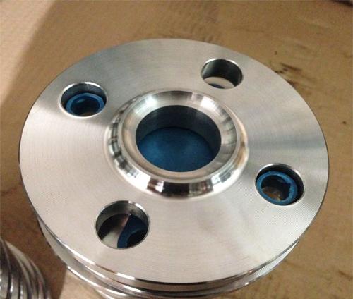 316L不锈钢带颈平焊法兰JIS B 2220