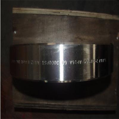 API6A(6B)对焊法兰 RTJ A182F316L 3000PSI