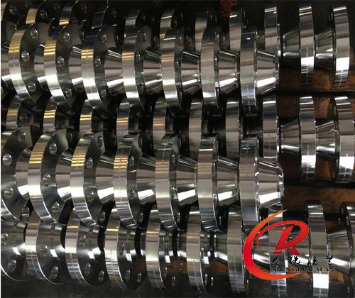 双相钢不锈钢F51带颈对焊法兰