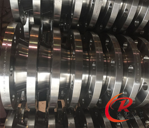 06Cr19Ni10不锈钢带颈对焊法兰