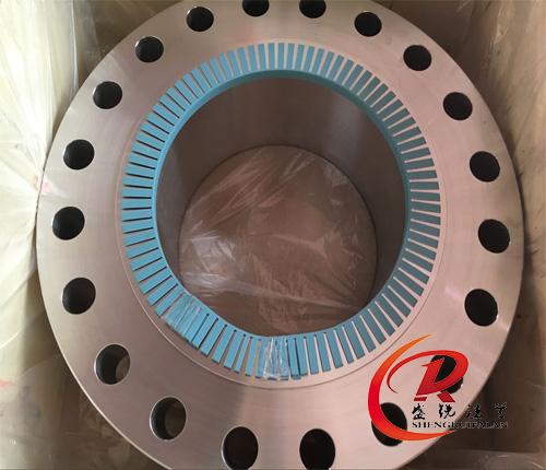 9寸900LB不锈钢304L带颈对焊法兰