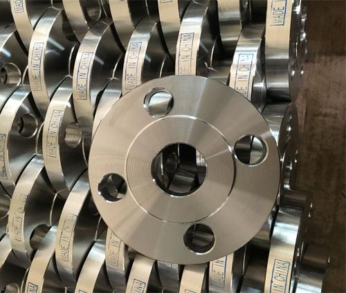 不锈钢F321H带颈平焊法兰