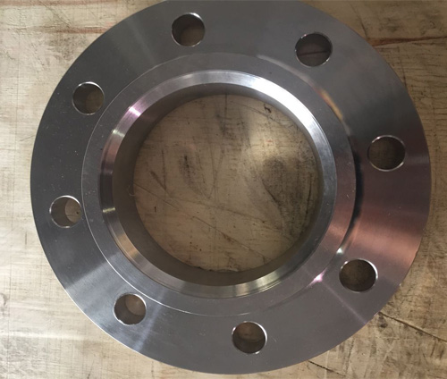 DN100不锈钢06Cr19Ni10带颈平焊法兰